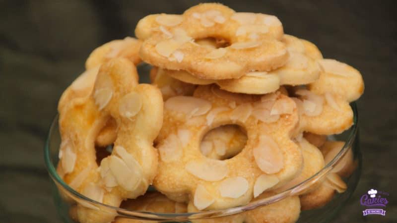 Dutch Christmas Cookies  Kerstkransjes Recipe Dutch Christmas Cookies Recipe