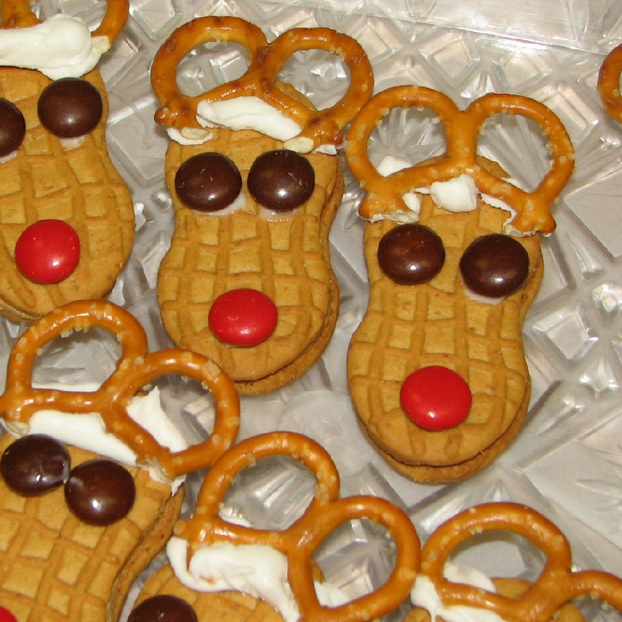Easiest Christmas Cookies  Faith in Action CHRISTMAS COOKIE EXCHANGE