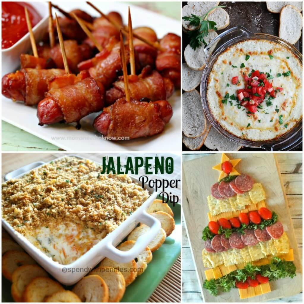 Easy Appetizers For Christmas  20 Simple Christmas Party Appetizers