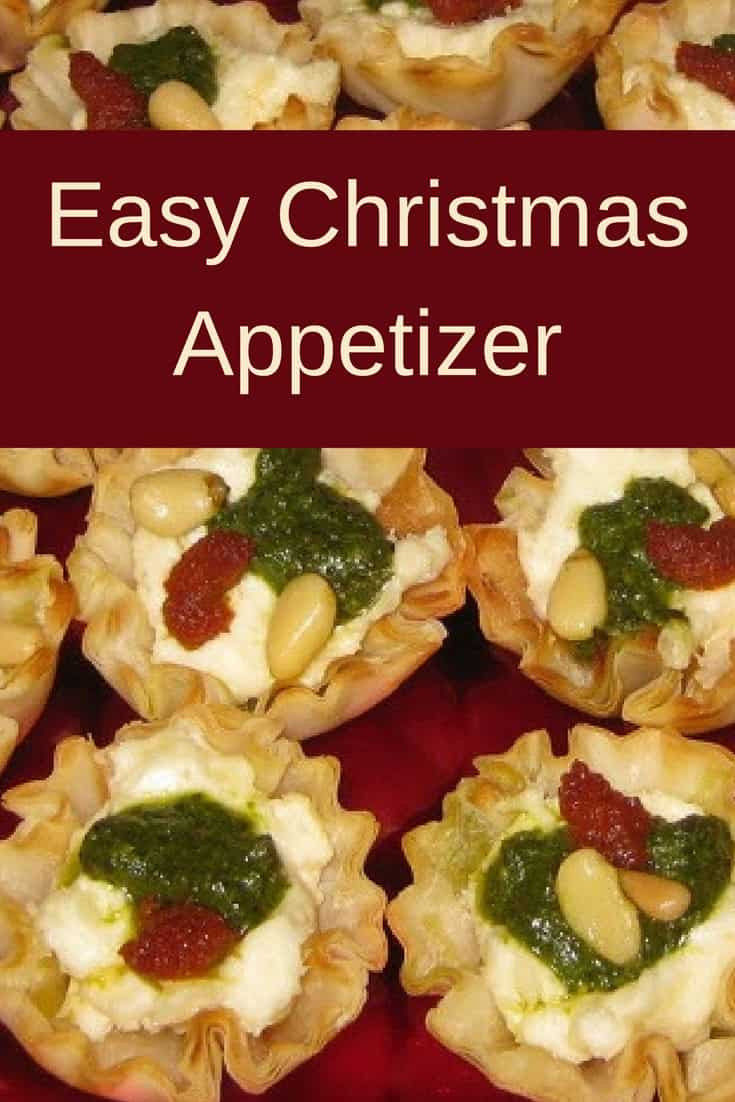 Easy Christmas Appetizers  Easy Christmas Appetizer Savory Tartlets
