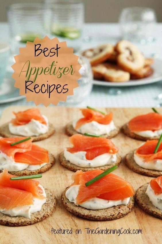 Easy Christmas Appetizers Finger Foods  Finger foods Appetizers and Fingers on Pinterest