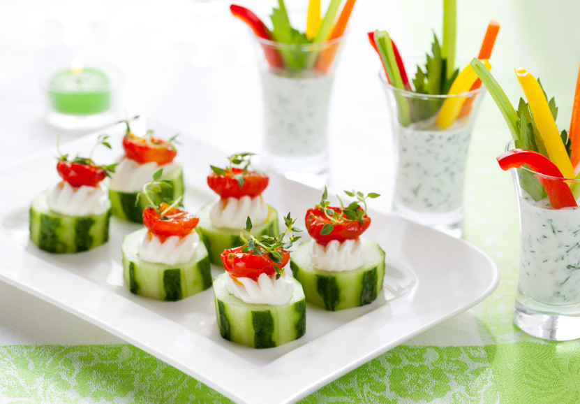 Easy Christmas Appetizers Finger Foods  Healthy eating for the holidays – News from Cooperative