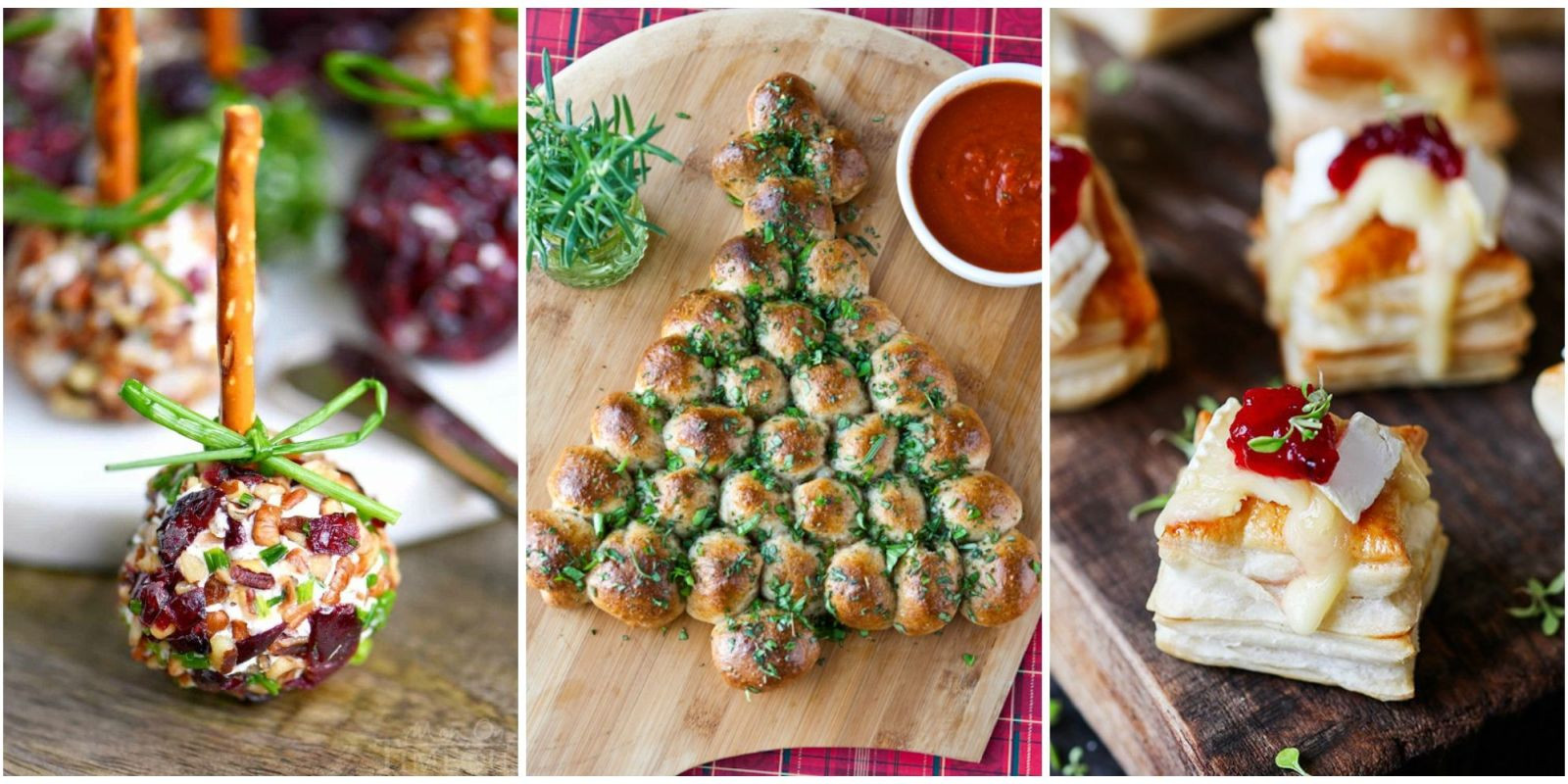 Easy Christmas Appetizers  60 Easy Thanksgiving and Christmas Appetizer Recipes