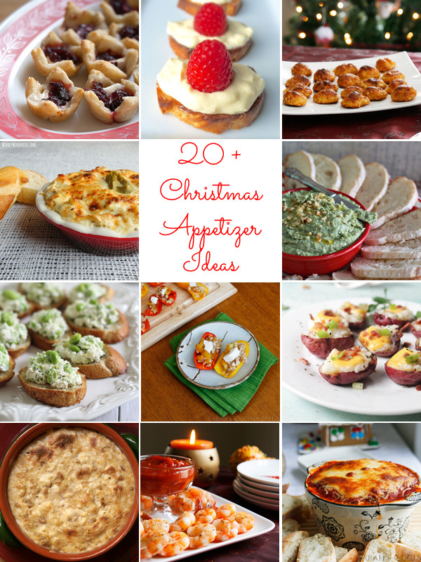 Easy Christmas Appetizers  Quick and Easy Christmas Appetizer Recipes