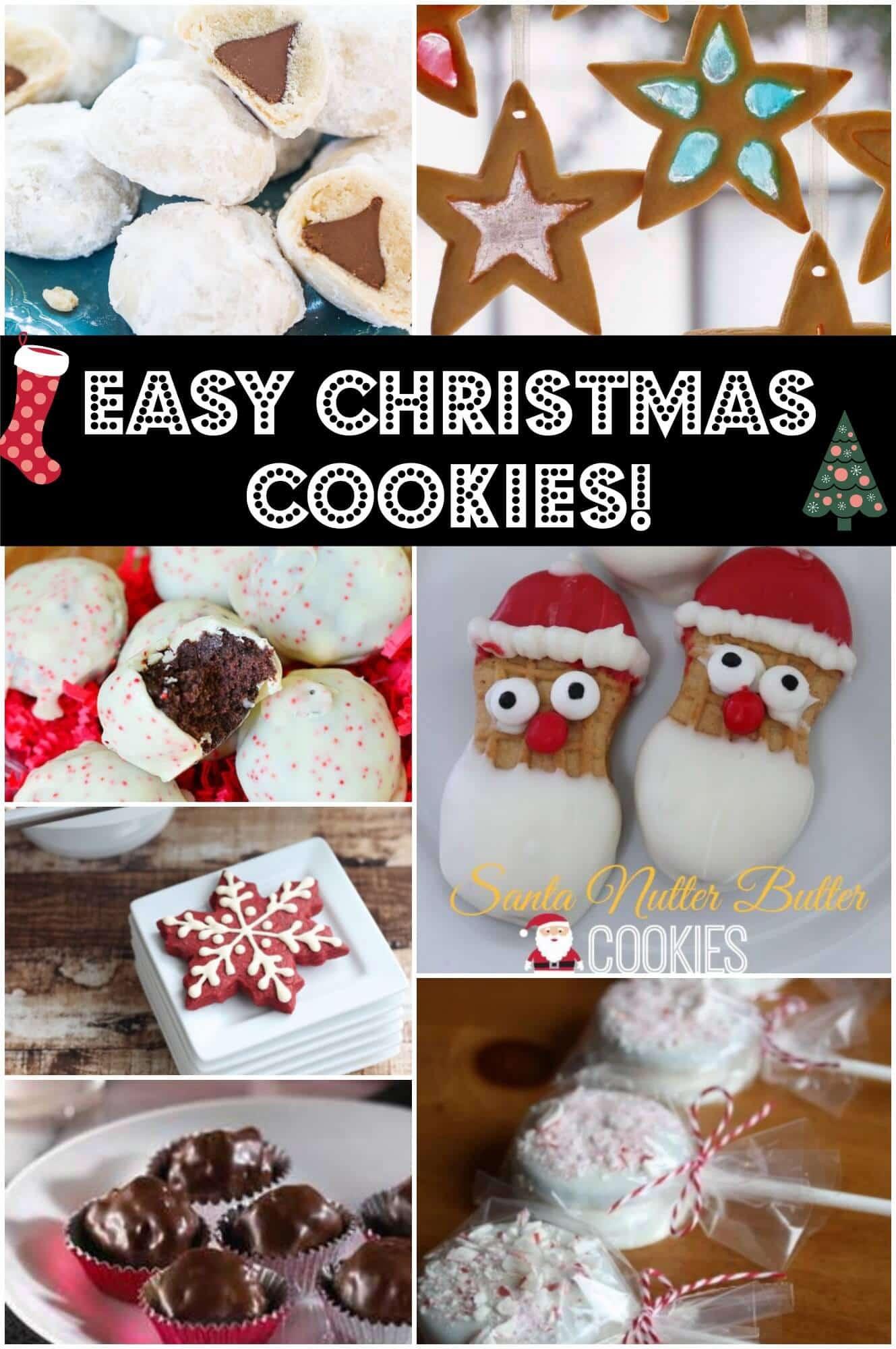 Easy Christmas Cookies  More Great Holiday Cookies Princess Pinky Girl