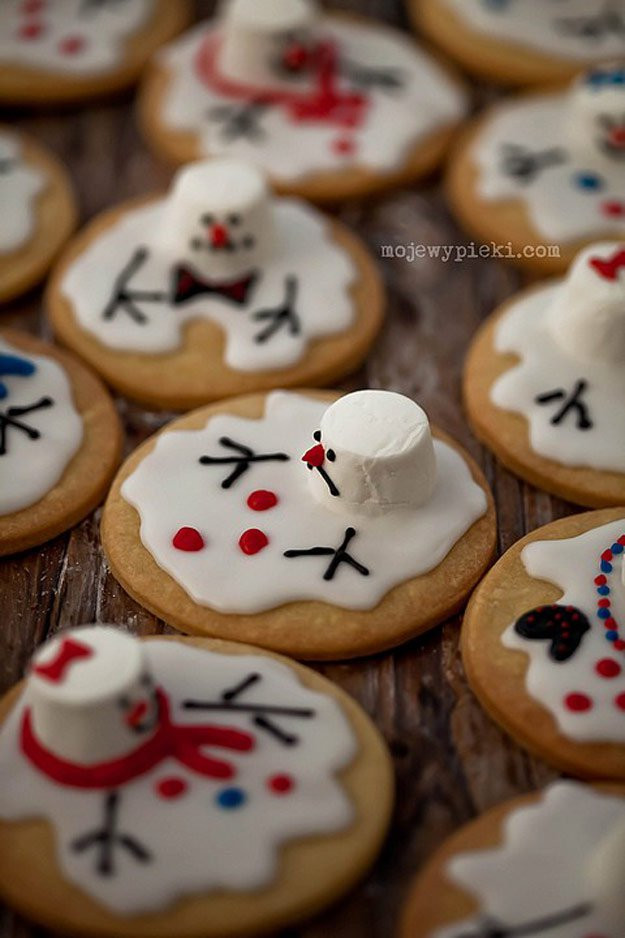 Easy Christmas Cookies Pinterest  Best Christmas Cookie Recipes DIY Projects Craft Ideas