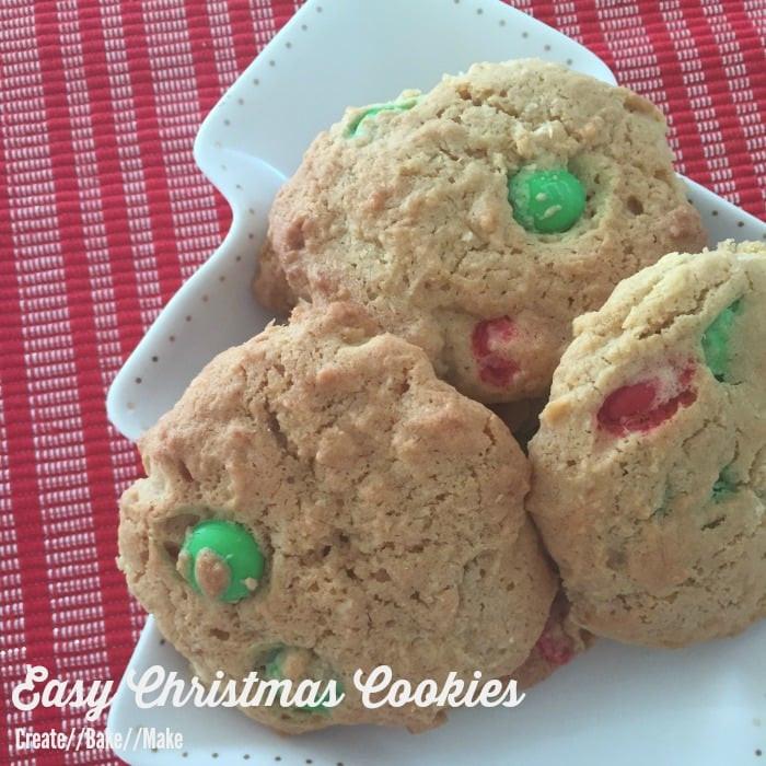 Easy Christmas Cookies Pinterest  Easy Christmas Cookies
