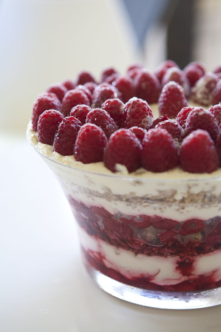 Easy Christmas Dessert Recipes  17 Best images about trifle on Pinterest