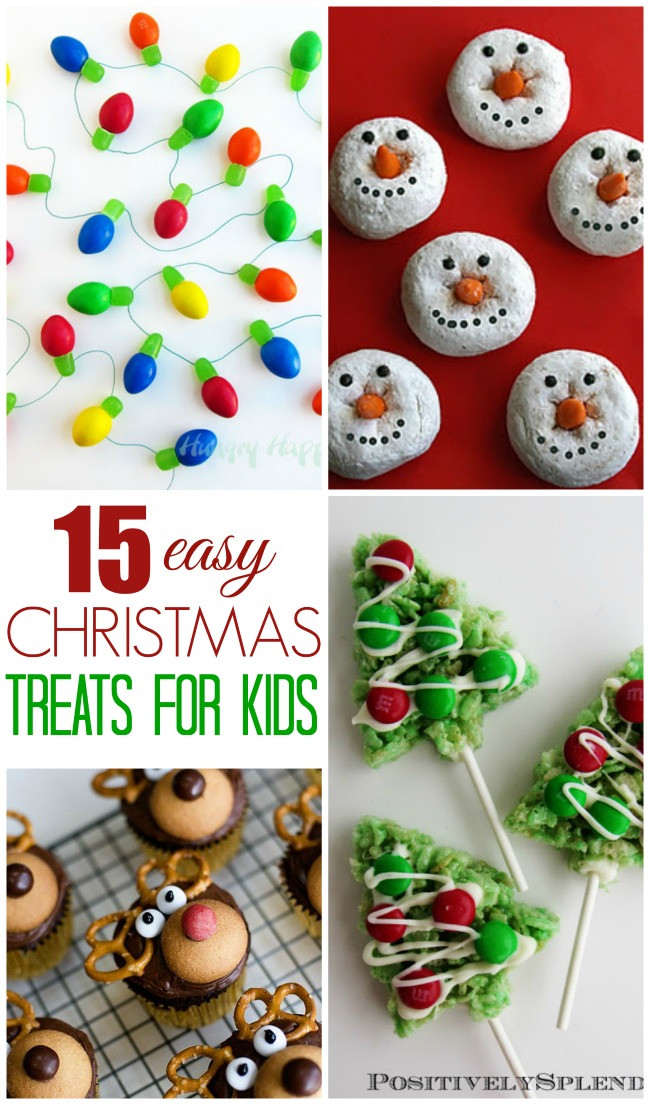 Easy Christmas Desserts For Kids  Making Easy Christmas Treats With Kids Design Dazzle