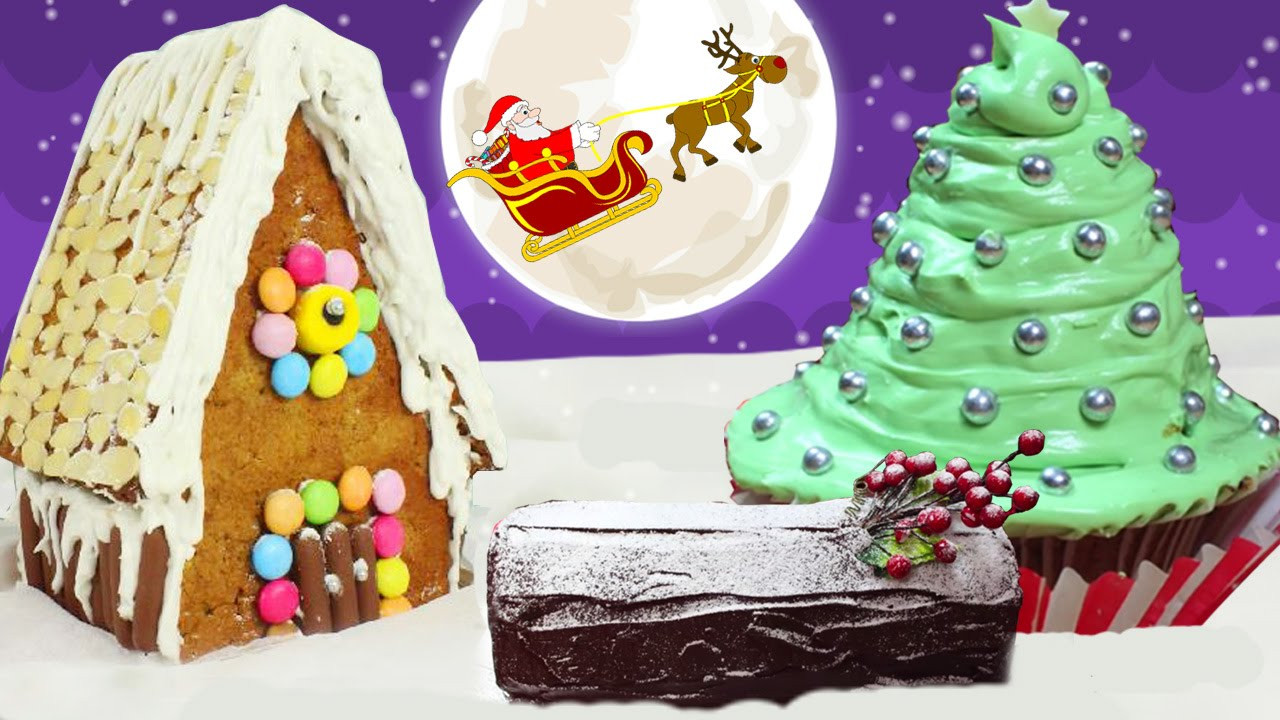 Easy Christmas Desserts For Kids  DIY Holiday Treats