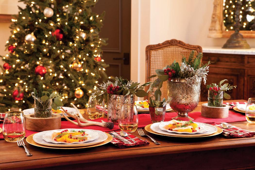 Easy Christmas Dinners  Easy and Elegant Christmas Dinner Menu Taste of the South
