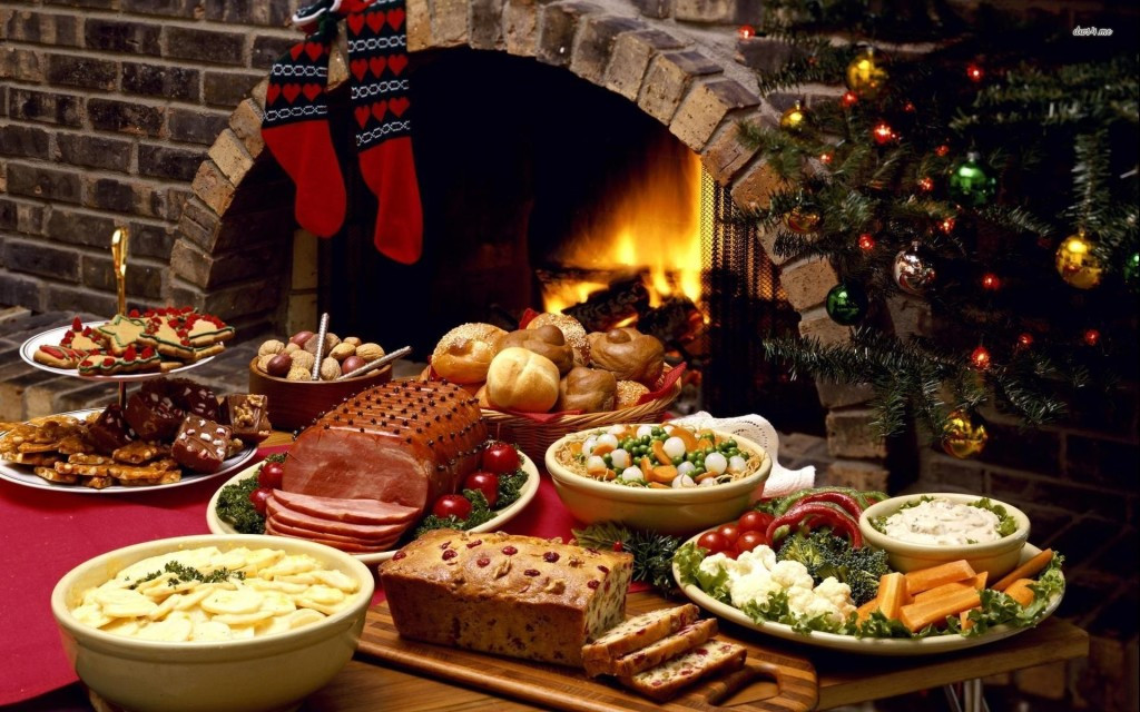 Easy Christmas Dinners For A Crowd  Christmas dinner ideas for a crowd nontraditional menu