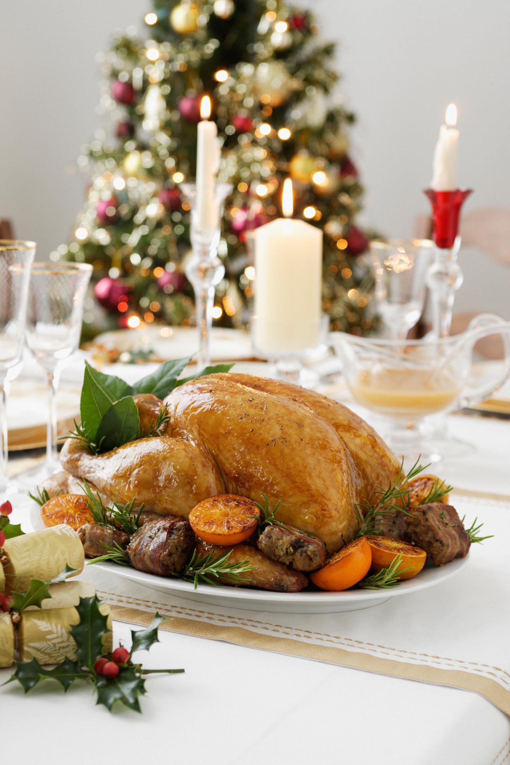 Easy Christmas Dinners  5 Easy Christmas Dinner Menu Ideas plete Christmas