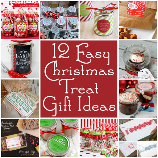 Easy Christmas Food Gifts  Gift Craft Category Page 3 toocraft