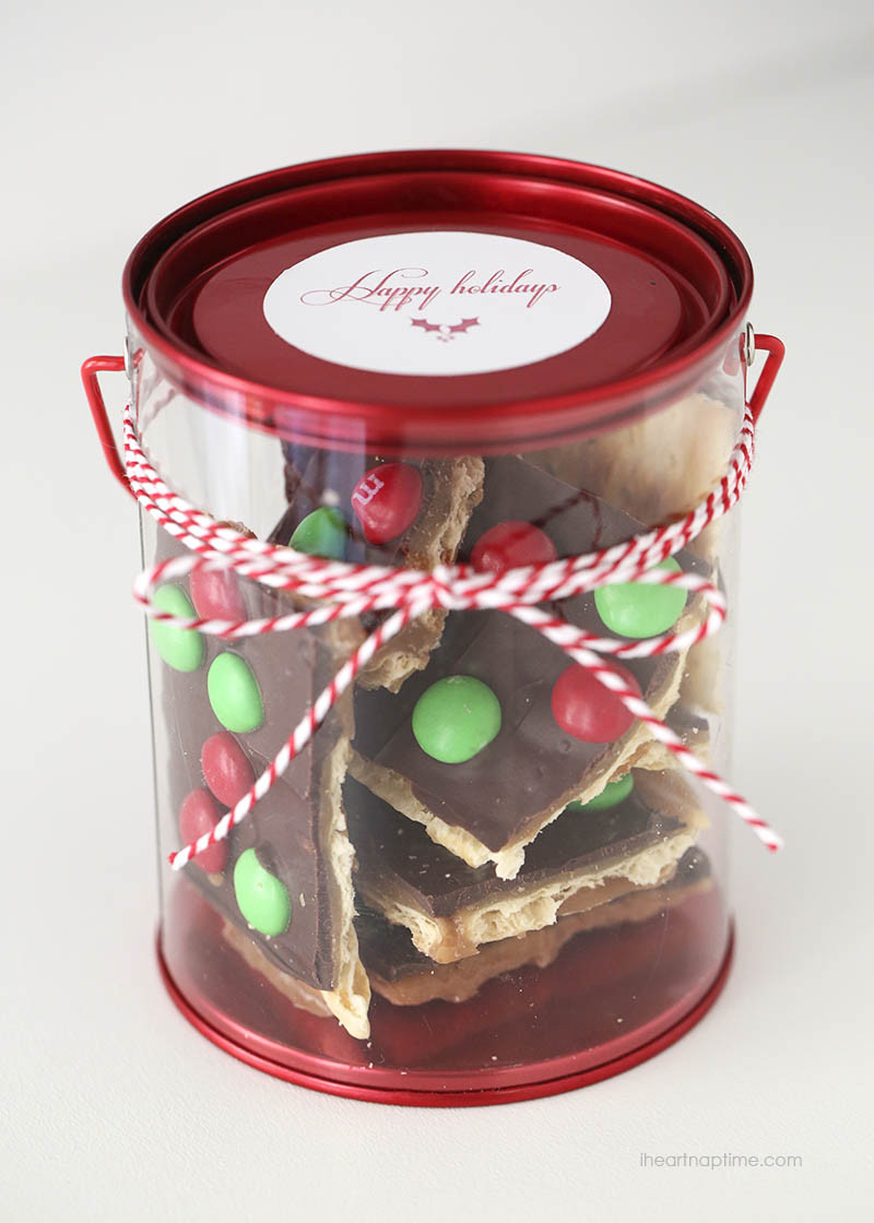 Easy Christmas Food Gifts  Food Gift Ideas
