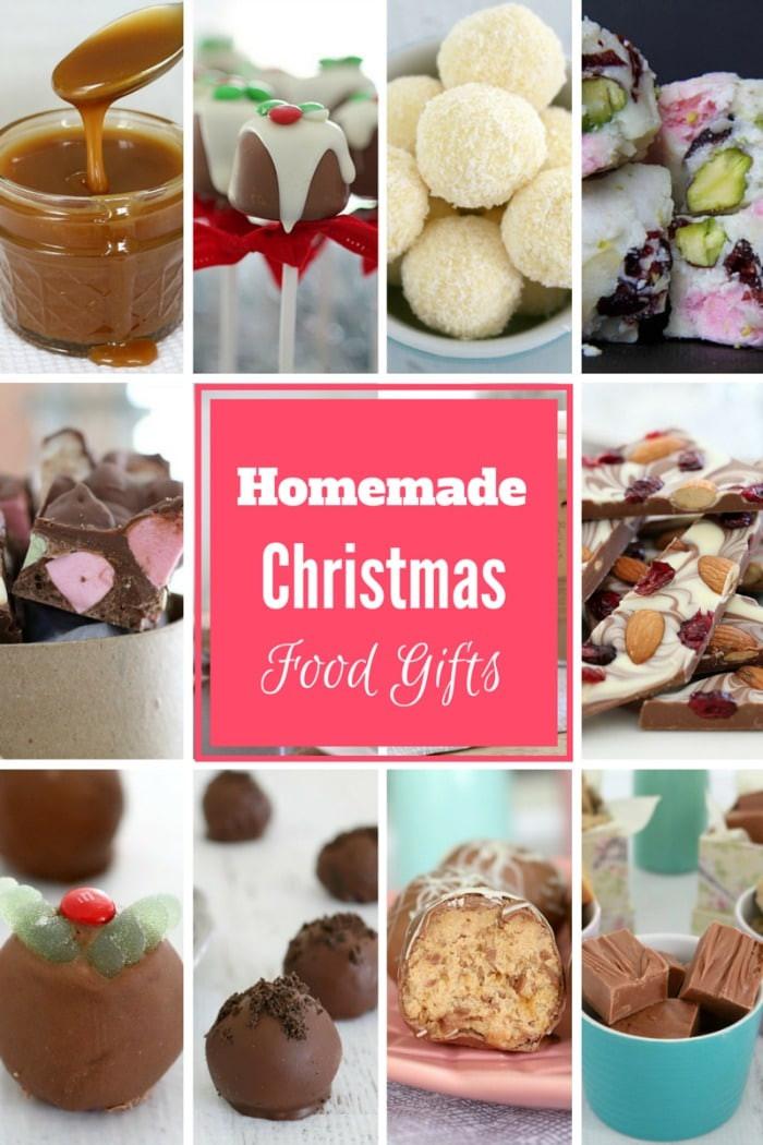 Easy Christmas Food Gifts  Homemade Christmas Food Gifts Bake Play Smile