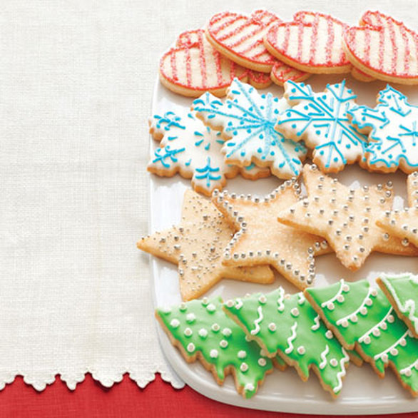 Easy Decorative Christmas Cookies  Easy Christmas Cookies Decorating Ideas DIY