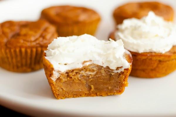 Easy Fall Dessert Recipes  Tasty Pumpkin Treats for Fall