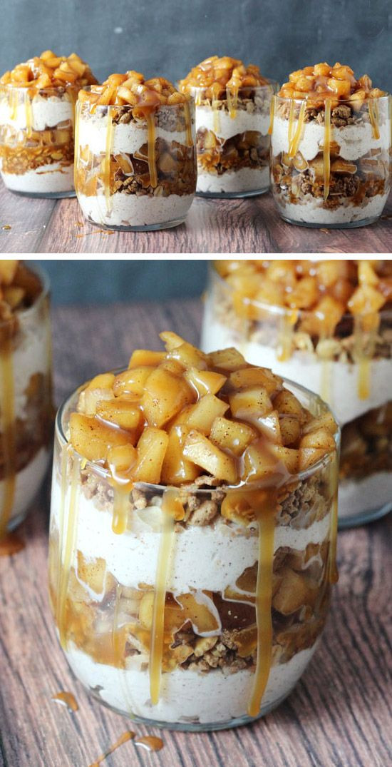 Easy Fall Dessert Recipes  338 best images about Snacks and Desserts on Pinterest