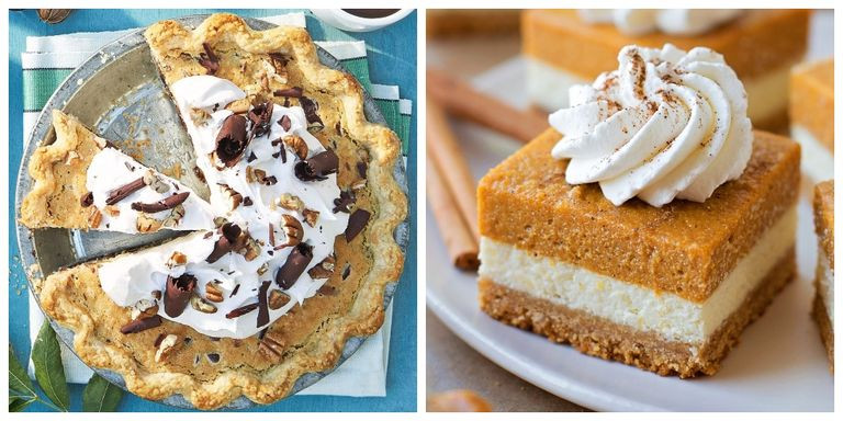 Easy Fall Desserts For A Crowd  40 Easy Fall Dessert Recipes Best Treats for Autumn Parties