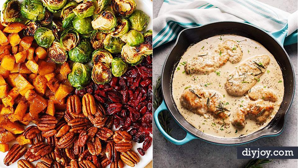 Easy Fall Dinner Recipes  37 Easy Fall Dinner Ideas To Try Tonight