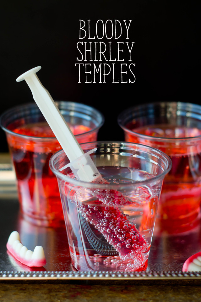 Easy Halloween Alcoholic Drinks  5 Easy Recipes for Your Halloween Party