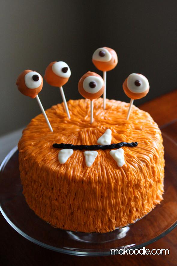 Easy Halloween Cakes Ideas  30 Spooky Halloween Cakes Recipes for Easy Halloween
