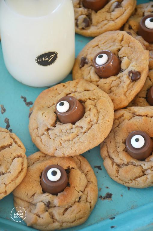 Easy Halloween Cookies  Halloween Cookies
