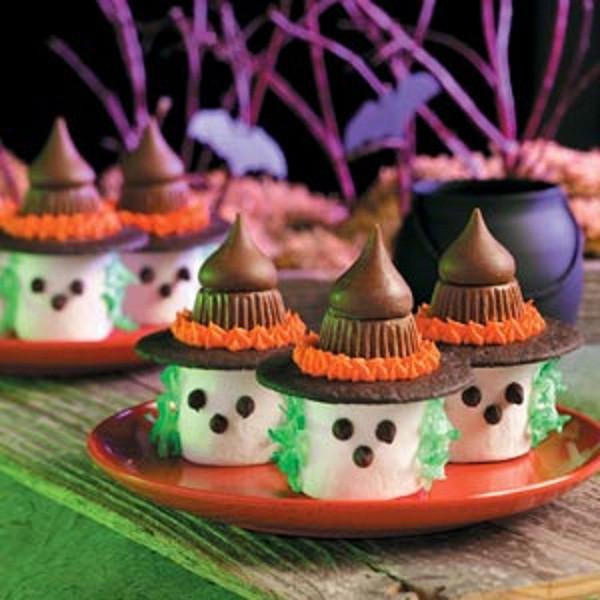 Easy Halloween Desserts  Halloween Desserts Cathy