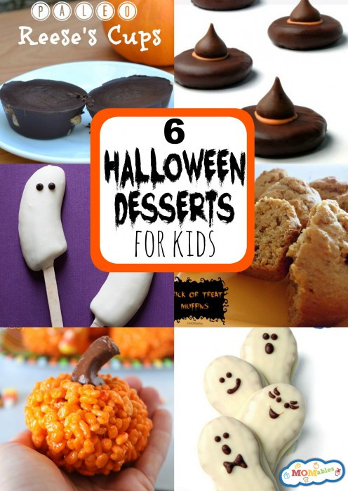 Easy Halloween Desserts  6 Easy Halloween Desserts for Kids MOMables