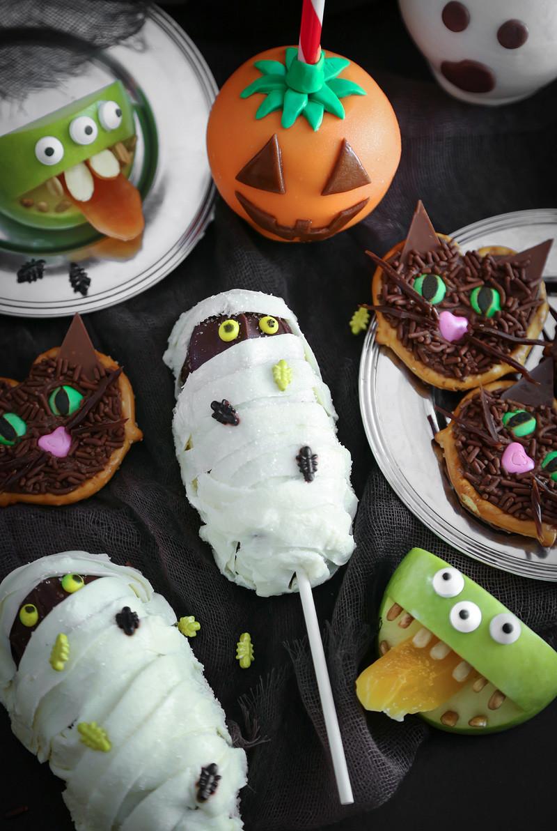 Easy Halloween Desserts  Four Easy Halloween Treats for HGTV