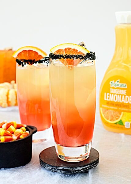 Easy Halloween Drinks Alcohol  29 Easy Halloween Cocktails Best Drink Recipes for a