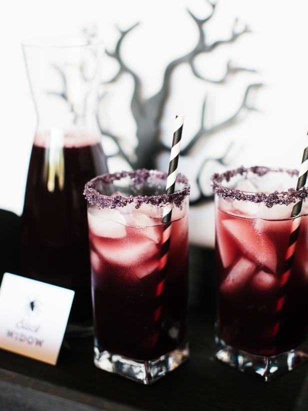 Easy Halloween Drinks  Halloween Black Magic Cocktail – Cheap Easy Alcohol