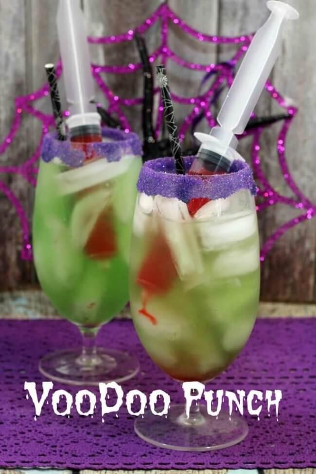 Easy Halloween Drinks  25 Halloween Drinks for Kids Spaceships and Laser Beams