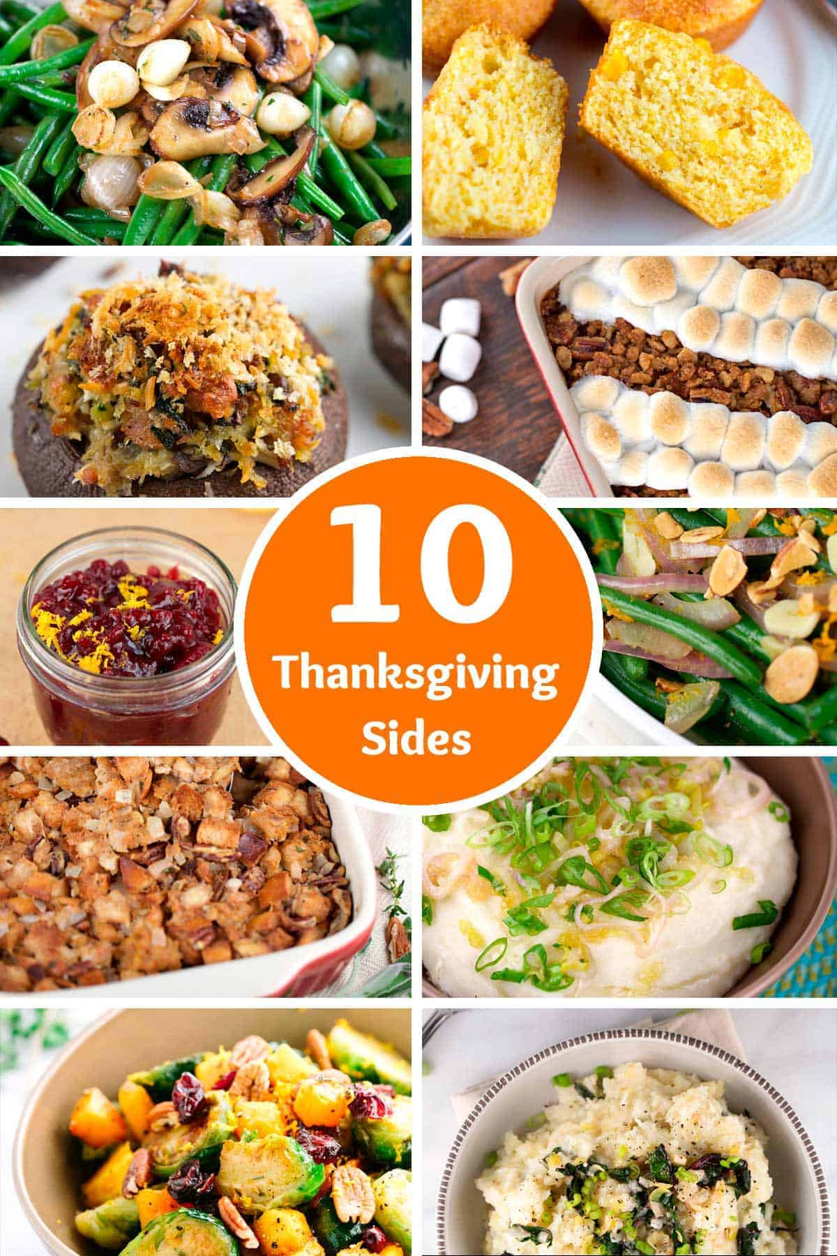 Easy Side Dishes For Thanksgiving  10 Easy to Make Thanksgiving Side Dishes Jessica Gavin