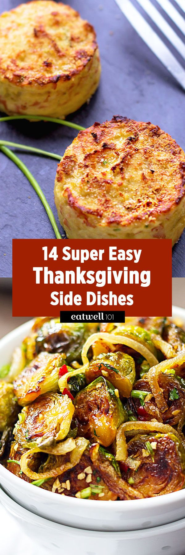 Easy Side Dishes For Thanksgiving Meal  Up Your Thanksgiving With These Super Easy Side Dishes