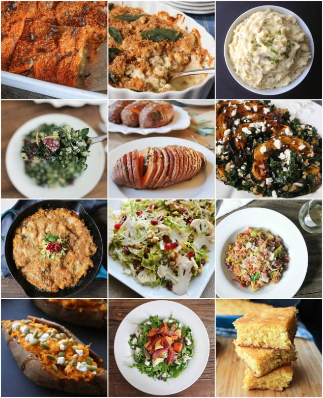 Easy Side Dishes For Thanksgiving  12 Show Stopping Thanksgiving Sides Domesticate ME