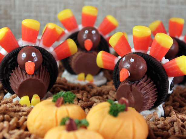 Easy Thanksgiving Desserts For Kids  Cute Thanksgiving Desserts For Kids Genius Kitchen