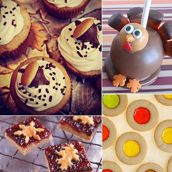 Easy Thanksgiving Desserts For Kids  of Thanksgiving Desserts For Kids