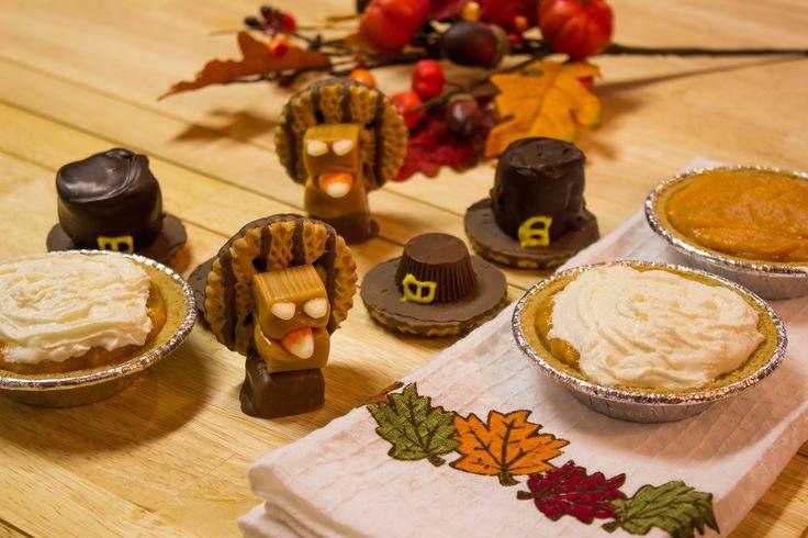 Easy Thanksgiving Desserts For Kids  Easy Thanksgiving Desserts for Kids