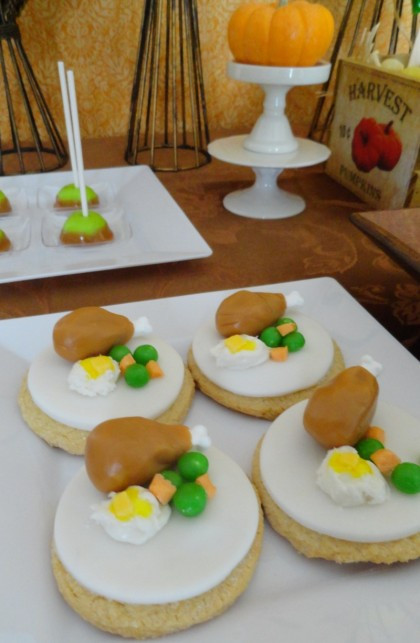 Easy Thanksgiving Desserts For Kids  Inexpensive Party Treats & Food for Christmas Easter