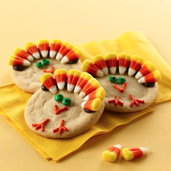 Easy Thanksgiving Desserts For Kids  50 Cute Thanksgiving Treats For Kids