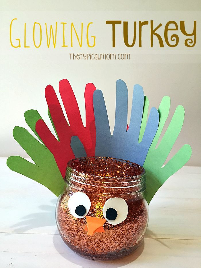 Easy Thanksgiving Turkey  17 Best ideas about Easy Thanksgiving Crafts on Pinterest