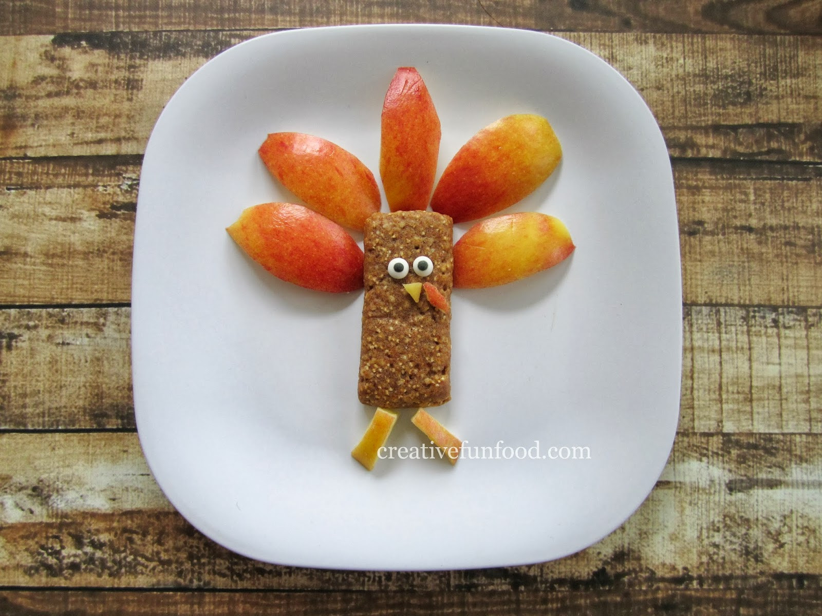 Easy Thanksgiving Turkey  Creative Food Enjoy Life Foods Chewy Bars Review