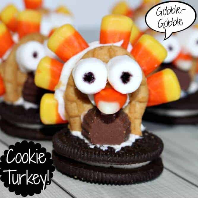 Easy Thanksgiving Turkey  Turkey Craft Ideas for Thanksgiving Page 2 of 2