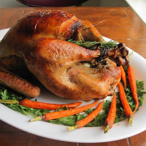 Easy Thanksgiving Turkey  Thanksgiving Menus for Beginners to Experts