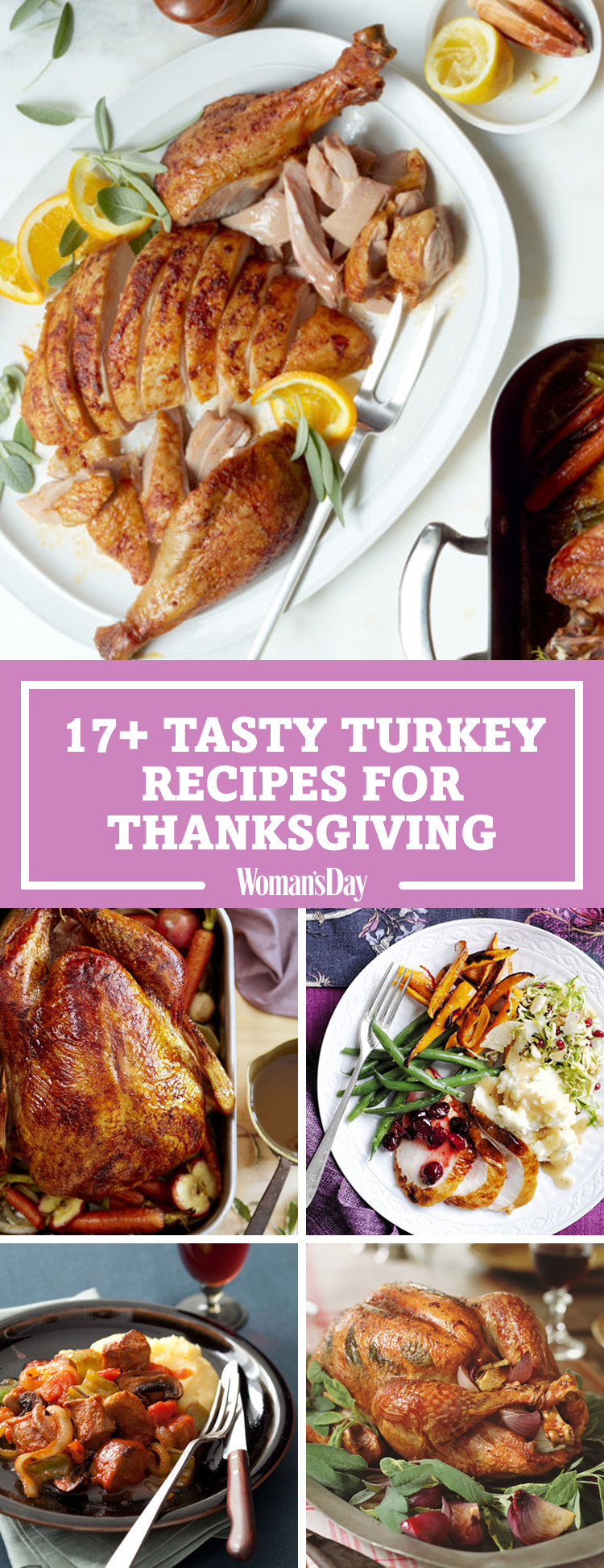 Easy Thanksgiving Turkey  20 Best Thanksgiving Turkey Recipes Easy Roast Turkey