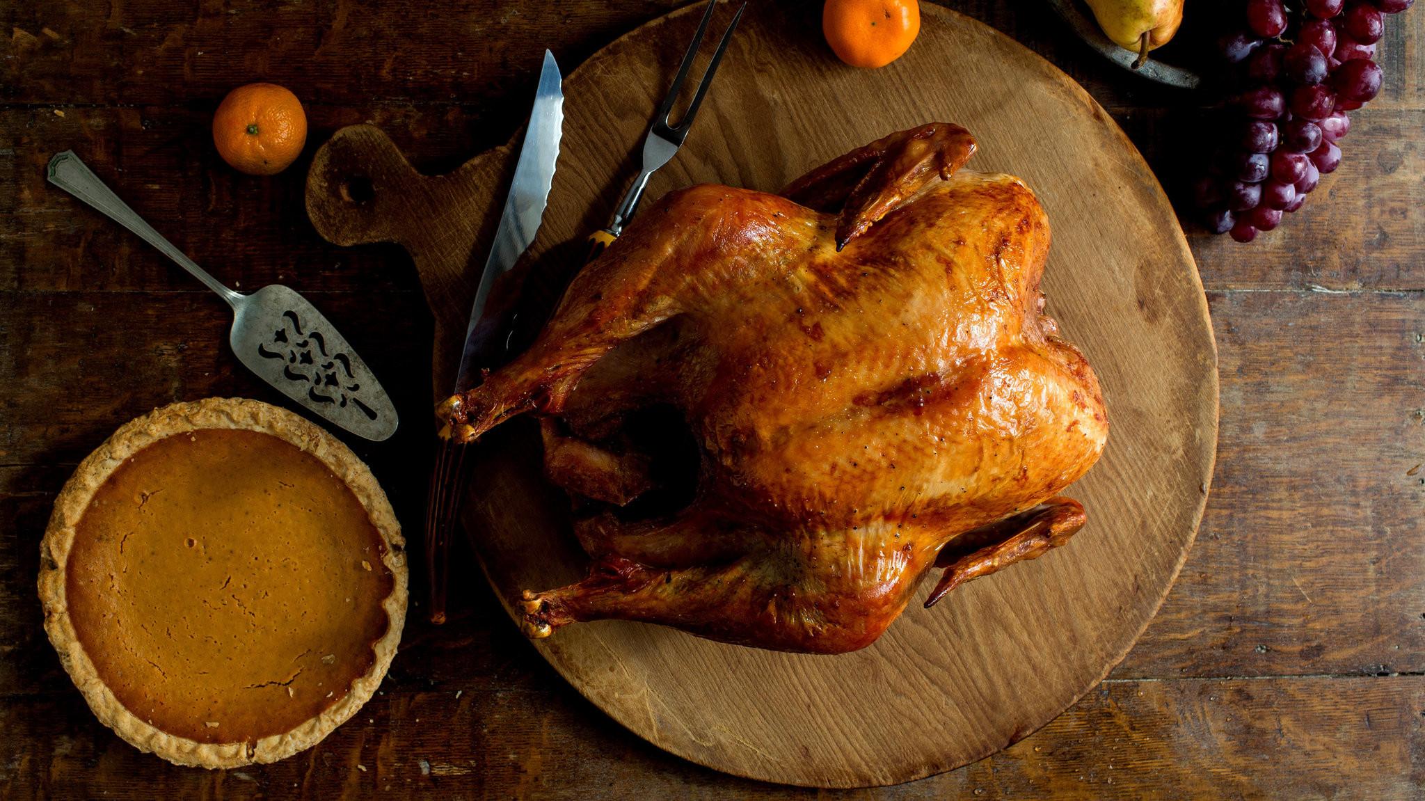 Easy Thanksgiving Turkey  Simple Roast Turkey Recipe NYT Cooking
