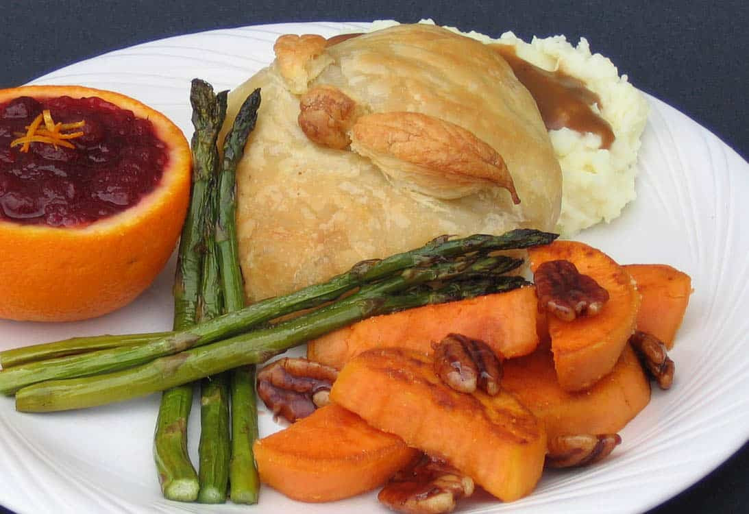 Easy Vegetarian Thanksgiving Recipes  How to have a Ve arian Thanksgiving Delish Knowledge