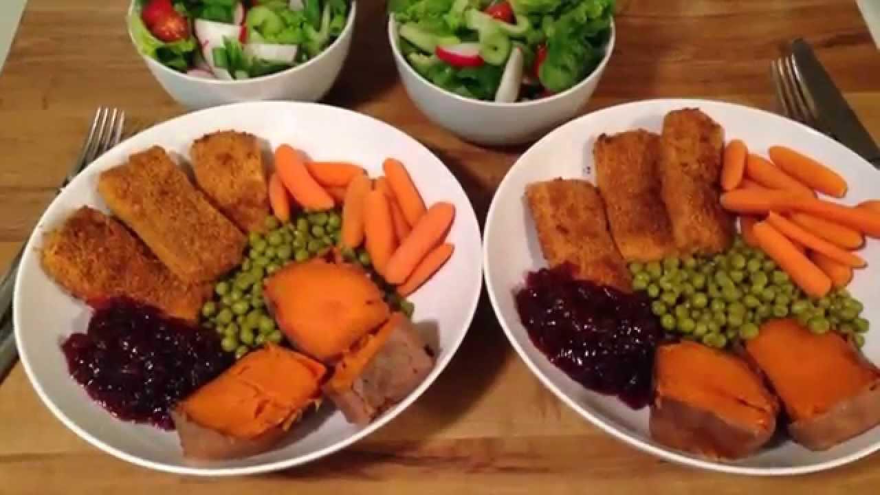 Easy Vegetarian Thanksgiving Recipes  SECRET Vegan Family Recipe